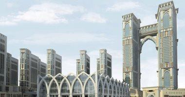 صور.. السعودية تكشف عن أعلى مصلى معلق فى العالم
