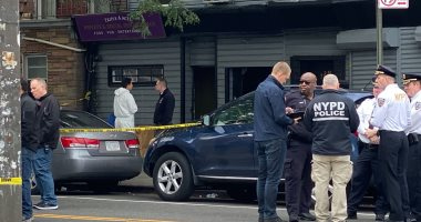 """حوادث إطلاق النار فى أمريكا عرض مستمر.. مقتل 4 أشخاص وإصابة 3 بناد """"غير قانونى"""" للمقامرة فى بروكلين بنيويورك..الشرطة: الضحايا من الرجال وأعمارهم تتفاوت من بين 32 و 49 عاما..ولا يوجد اعتقالات.. ونحقق فى الدافع"""
