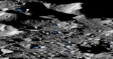 حل لغز المادة الغريبة على القمر