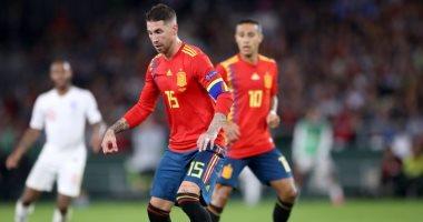 راموس ودى خيا فى قائمة منتخب إسبانيا بتصفيات يورو 2020