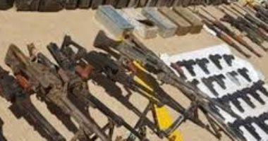 ضبط كمية من الأسلحة فى الولاية الشمالية بالسودان
