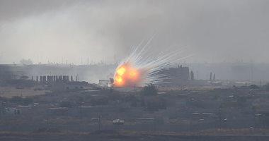 قوات سوريا الديمقراطية: تركيا تخترق الهدنة.. وتسيطر على 60 قرية شمال سوريا