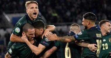 إيطاليا تحتفل بالتأهل ضد ليشتنشتاين في تصفيات يورو 2020