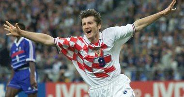 جول مورنينج.. سوكر يصعق اليابان بقميص كرواتيا فى مونديال 98