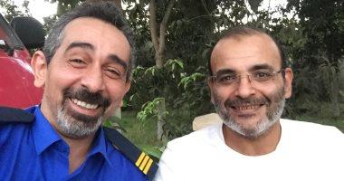 """مصطفى هريدى يكشف تفاصيل دوره فى """"فلانتينو"""" أمام الزعيم عادل إمام"""
