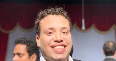 """أحمد سعد والى: سينما مصر سبب انضمامى لفيلم """"البعض لا يذهب للمأذون مرتين"""""""