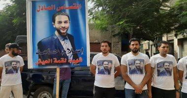 """المؤبد و7 سنوات للمتهمين بقتل """"شهيد لقمة العيش"""" بمنيا القمح من أول جلسة"""