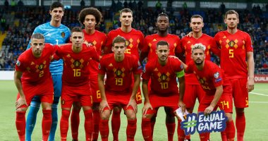 تغييرات فى تشكيل بلجيكا ضد أيسلندا بدورى الأمم الأوروبية اليوم السابع