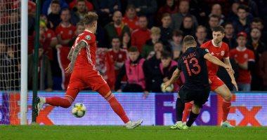 ملخص وأهداف مباراة ويلز ضد كرواتيا في تصفيات يورو 2020