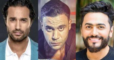 تامر حسنى ومحمد إمام وكريم فهمى فى صراع شباك التذاكر يناير المقبل