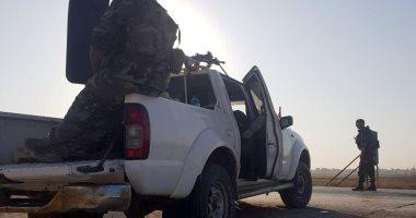 سانا: الجيش السورى يخوض اشتباكات عنيفة ضد قوات الاحتلال التركى بريف تل تمر