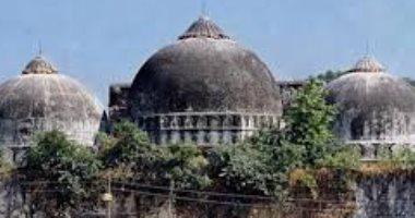 مسجد بابرى فى الهند