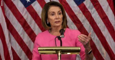 نانسى بيلوسى: قرار ترامب لا يعالج فشل شركات الإنترنت فى مكافحة التضليل