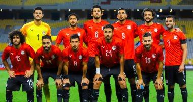 منتخب مصر يحافظ على المركز 49 عالمياً والسادس أفريقياً فى تصنيف الفيفا