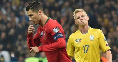 ملخص وأهداف مباراة أوكرانيا ضد البرتغال في تصفيات يورو 2020
