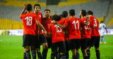 منتخب مصر يحقق الفوز الأول تحت قيادة البدرى بهدف نظيف أمام بتسوانا