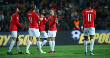 إنجلترا ضد الجبل الاسود.. راشفورد وكين يقودان هجوم الأسود بتصفيات اليورو