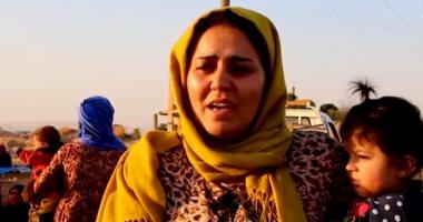 رغم بطش آلة الحرب التركية.. أم سورية لأردوغان: ما راح نطلع من أرضنا.. فيديو