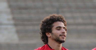 محمد محمود: جاهز للمشاركة أمام الزمالك فى مباراة القمة