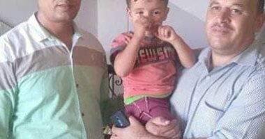 """""""أمن الإسماعيلية"""" يحرر طفلًا عقب اختطافه ويضبط المتهمين فى القصاصين"""
