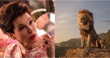 اعرف إيرادات The Lion King و Judy لـ رينيه زيلويجر