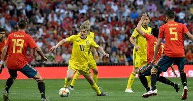 """السويد ضد إسبانيا.. الماتادور يتأهل رسميًا ليورو 2020 بهدف قاتل """"فيديو"""""""