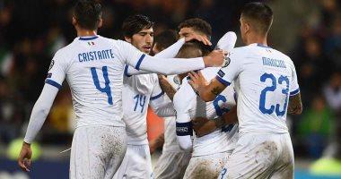 إيطاليا فى مباراة احتفالية أمام أرمينيا فى ختام تصفيات يورو 2020