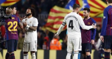 Officially .. postponed Clasico Barcelona and Real Madrid to 18 December
