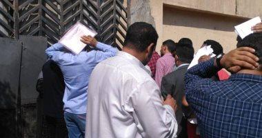 صور.. افتتاح 3 منافذ للأحوال المدنية بالزقازيق
