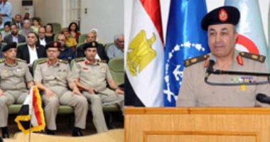 قبول دفعة جديدة من خريجى الجامعات الحكومية بالكلية الحربية والكلية البحرية اليوم السابع