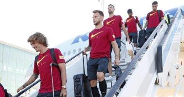 برشلونة يقدم موعد السفر إلى إيبار لتجنب الانتقال بالأتوبيس