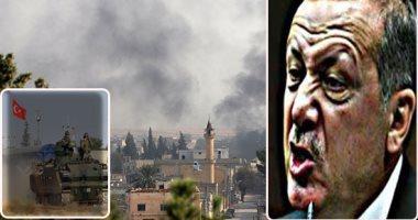 فيديو.. إكسترا نيوز تعرض بطاقات هوية عدد من عناصر مرتزقة أردوغان فى سوريا
