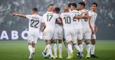 صورة الجزائر تواجه المكسيك ونيجيريا وديا