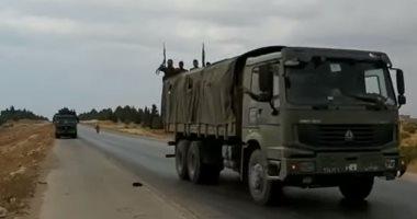 الدفاع الروسية: الجيش السورى طرد المسلحين من بلدتين فى منطقة إدلب