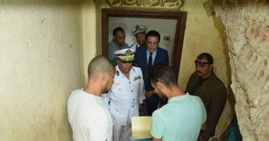 محافظة القاهرة: نقل 27 أسرة لمدينة بدر وهدم 7 عقارات بعزبة المدابغ