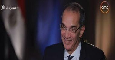 وزير الاتصالات: التحول الرقمى يتكلف 6 مليارات جنيه لـ 32 ألف جهة حكومية
