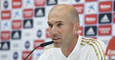 زيدان يكشف تفاصيل لقاء بوجبا قبل مباراة مايوركا ضد ريال مدريد