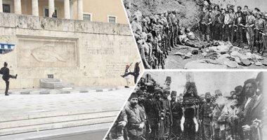 الإمبراطورية العثمانية.. 625 عاماً من القتل والذبح.. إرهاب العثمانيين امتد لأكثر من 6 قرون.. وأردوغان ورث دمويتهم تجاه العرب والأكراد.. قتلوا أكثر من 50 ألف يونانى.. وأعدموا أطفالا دون الـ3 سنوات