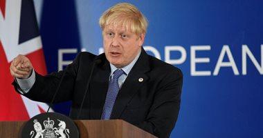 جونسون: سننجز مهمة خروج بريطانيا من الاتحاد الأوروبى فى يناير