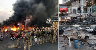 الجيش العراقى يصدر تعليمات صارمة بعدم استخدام الذخيرة الحية ضد المتظاهرين
