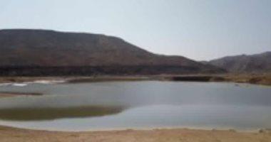 تقرير: حصاد 2.697 مليون متر مكعب من مياه السيول فى جنوب سيناء