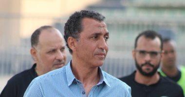 عبد الناصر محمد يتقدم باستقالته من إف سى مصر