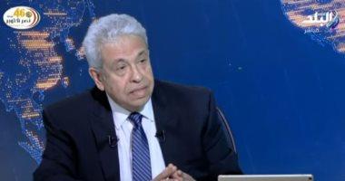 عبد المنعم سعيد: مصر تسير بخطى ثابتة فى اتجاه التنمية و 2020 ستكون الأقوى