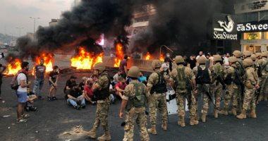 سعد الحريرى يلغى جلسة الحكومة لتعذر وصول الوزراء إلى القصر الجمهورى