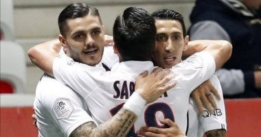 باريس سان جيرمان يستضيف ليل فى الدوري الفرنسي