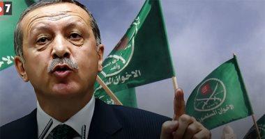 """فيديو.. """"إكسترا نيوز"""" تفضح أكاذيب الإخوان وتقديسها لأردوغان.. وتعرض تقريرا يفضح إرهاب القرضاوى.. وتوضح أسباب تأييد الجماعة لقرارات """"أنقرة"""" المتناقضة.. وترد على شائعات منابر التنظيم حول دعوة مصر للبرلمان الليبى"""