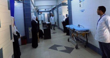 المستشفيات الجامعية بالإسكندرية: لم ترد أى حالة اشتباه فى الالتهاب السحائى