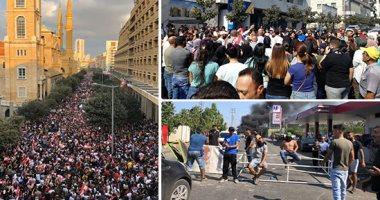 سمير جعجع: فات أوان الإصلاحات أمام احتجاجات الشارع اللبنانى
