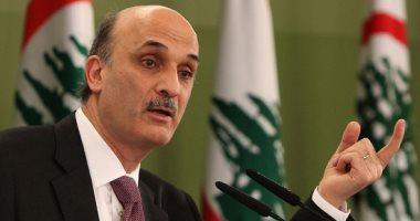 جعجع: المسئولون اللبنانيون يتصارعون على الحصص الوزارية