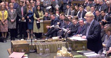 """جلسة تاريخية خاصة بالبرلمان البريطانى لتقرير مصير بريكست..""""تعديل ليتوين"""" يهدد خطة بوريس جونسون للانسحاب من الاتحاد الأوروبى فى الموعد المحدد.. و""""داوننج ستريت"""" يتعهد بسحب الاتفاق حال الضغط لتأجيل موعد الخروج"""